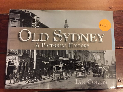 Old Sydney by Ian Collis