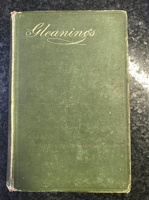 Gleanings from the Poets, with short biographical notices