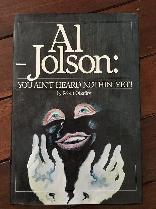Al Jolson by Robert Oberfirst