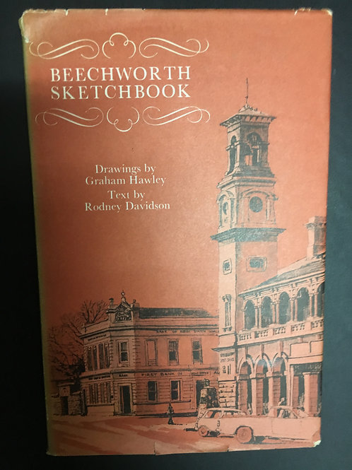 Beechworth Sketchbook