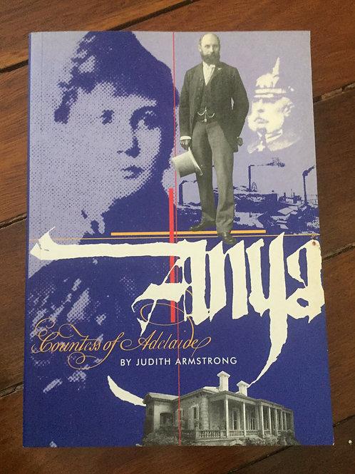 Anya, Countess of Adelaide by Judith Armstrong