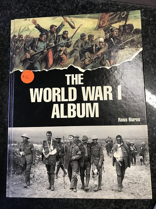 The World War Albums by Ross Burns