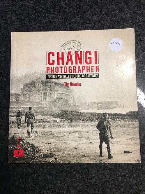 Changi Photographer by Tim Bowden