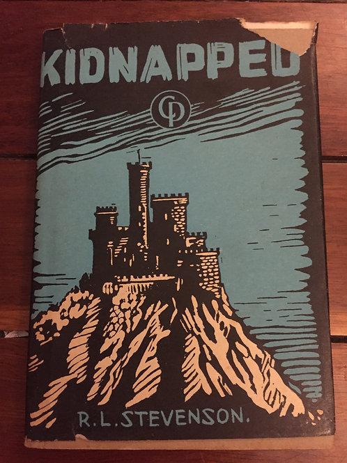 Kidnapped by R. L. Stevenson