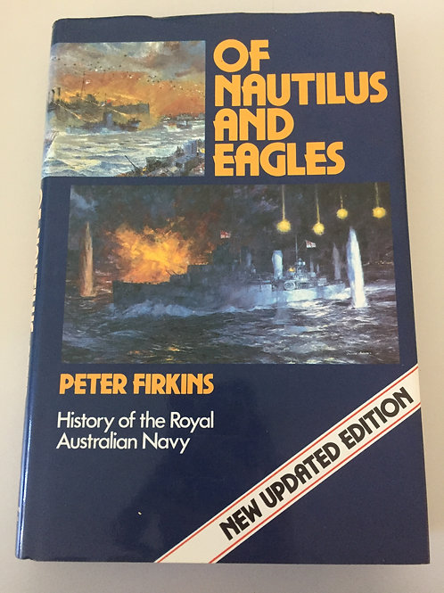 Of Nautilus and Eagles by Peter Firkins