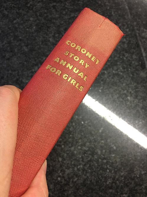 Cornet Story Annual For Girls