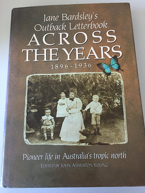 Across the Years by Jane Bardsley