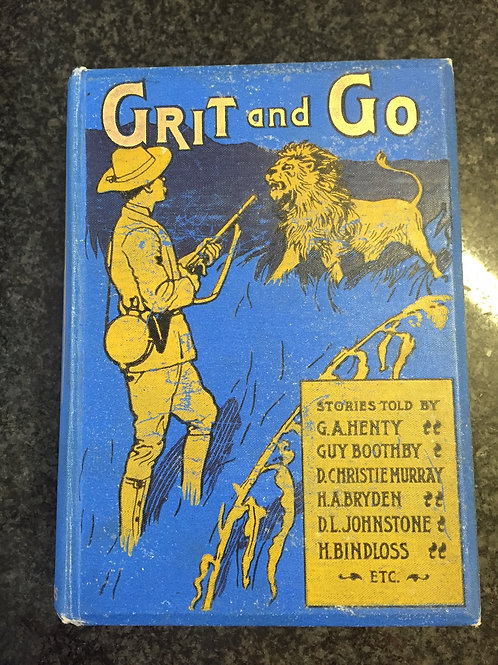 Grit and Go, Stories