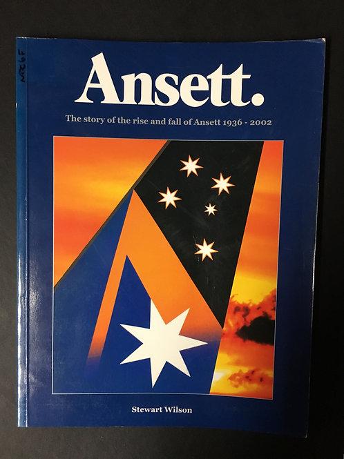 Ansett by Stewart Wilson