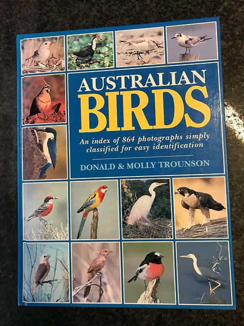 Australian Birds by Donald & Molly Trounson