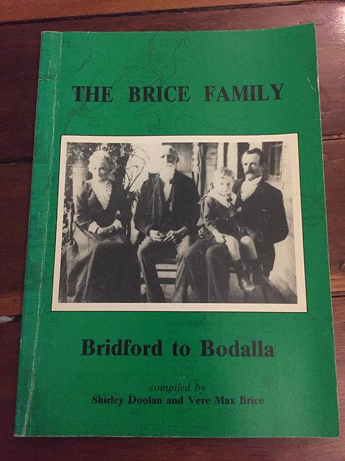 The Brice Family by Doolan & Brice