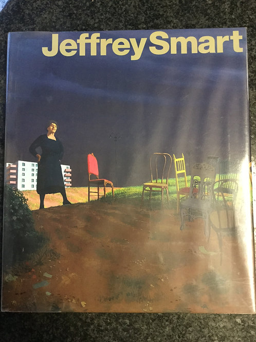 Jeffrey Smart Retrospective by Edmund Capon