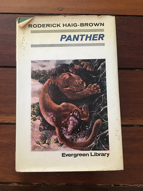 Panther by Roderick Haig-Brown