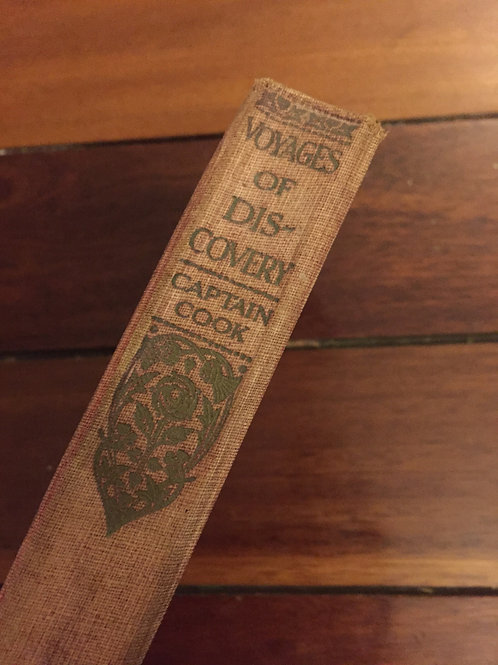 Voyages of Discovery by Captain Cook