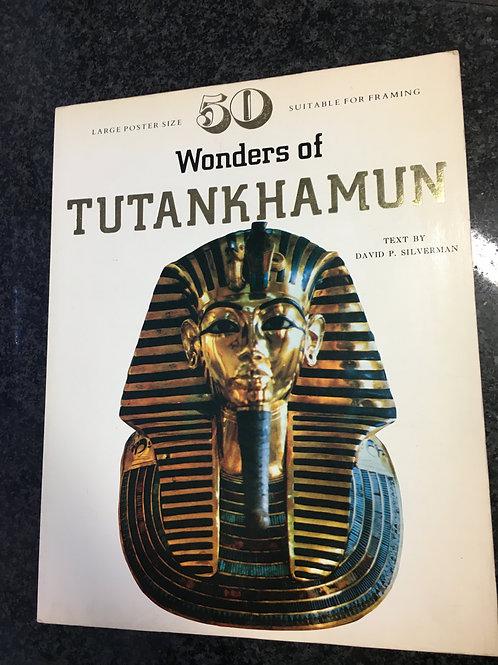 Wonders of Tutankhamun by David P. Silverman