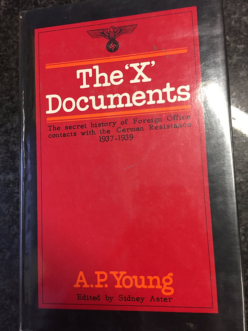 The 'X' Documents by A.P. Young