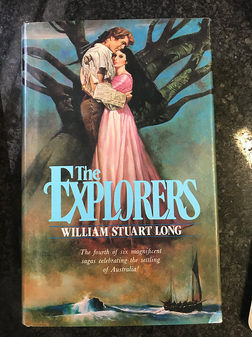The Explorers by William Stuart Long