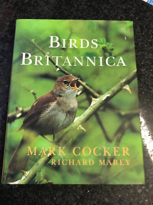 Birds Britannica by Mark Cocker & Richard Mabey