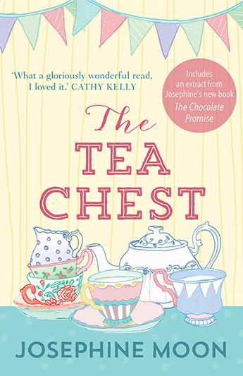 Tea Chest by Josephine Moon