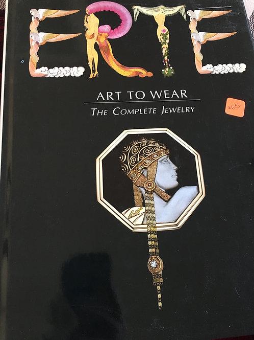 Erte, Art to Wear ed. Marshall Lee