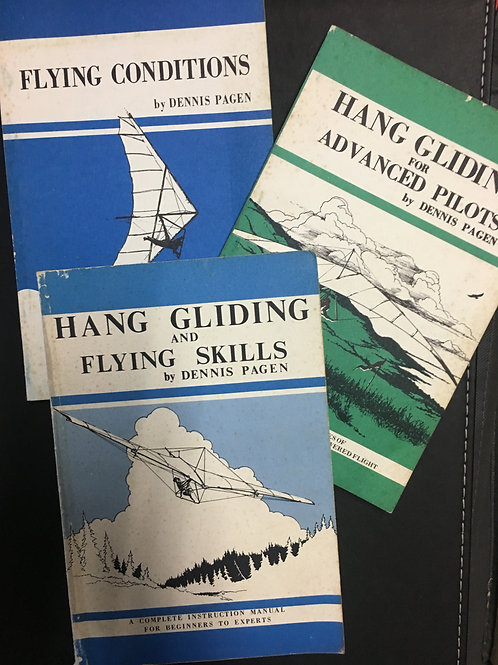 Hang Gliding, Flying, etc by Dennis Pagen