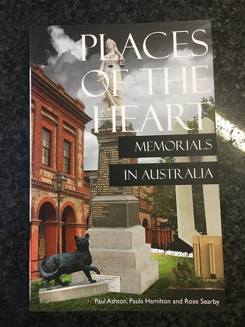 Places of the Heart by Ashton, Hamilton & Searby