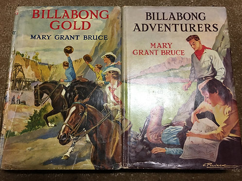 Billabong Books by Mary Grant Bruce