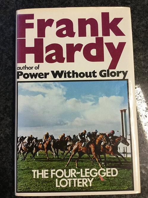 Four-Legged Lottery by Frank Hardy
