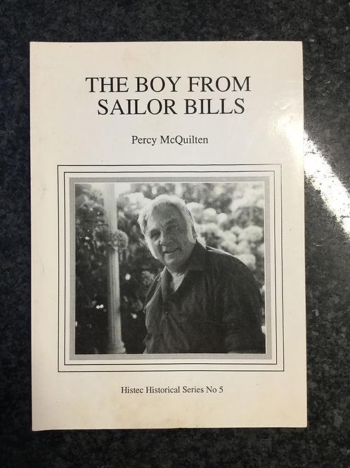 The Boy from Sailor Bills by Percy McQuilten