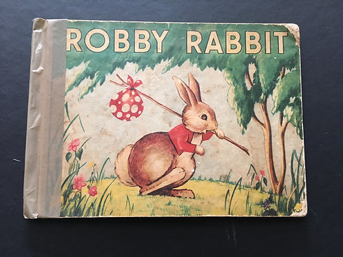 Robby Rabbit by G. L. Sacre