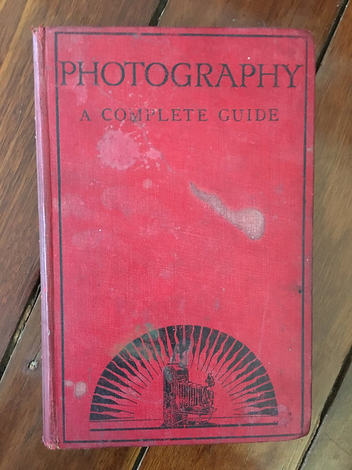 Photography, A complete guide