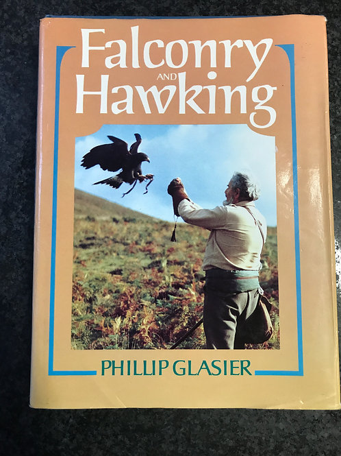 Falconry and Hawking by Phillip Glasier