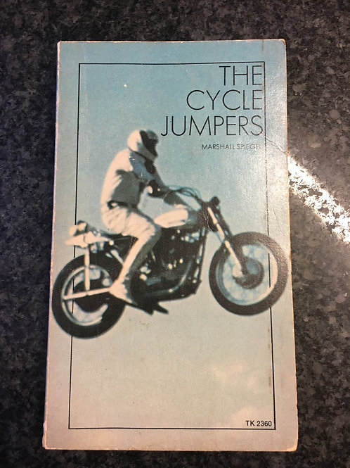 The Cycle Jumpers by Marshall Spiegel