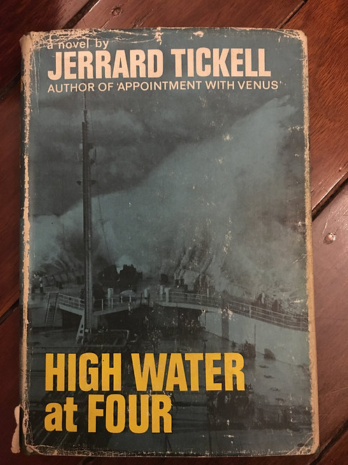 High Water at Four by Jerrard Tickell