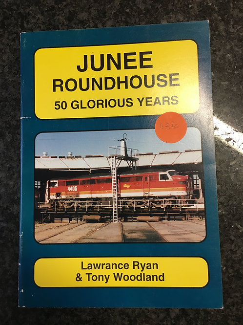Junee Roundhouse by Ryan & Woodland