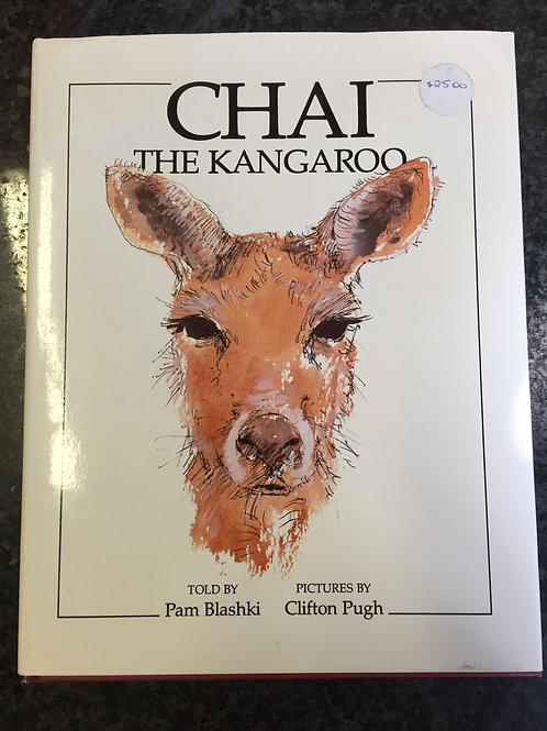 Chai the Kangaroo told by Pam Blashki