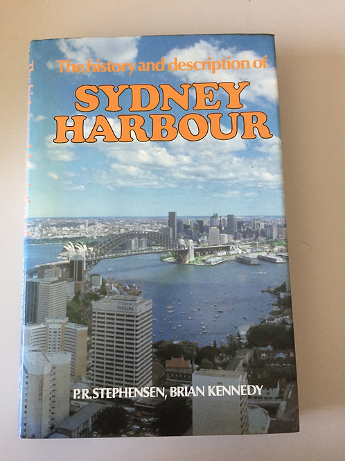 The history & description of Sydney Harbour by Stephensen
