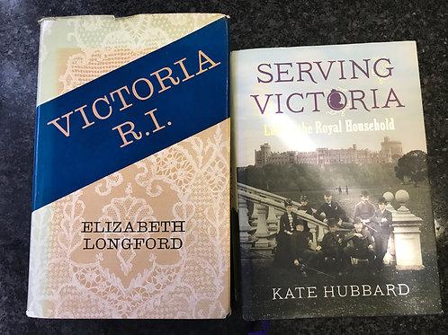 Victoria R.I. & Serving Victoria by Longford & Hubbard