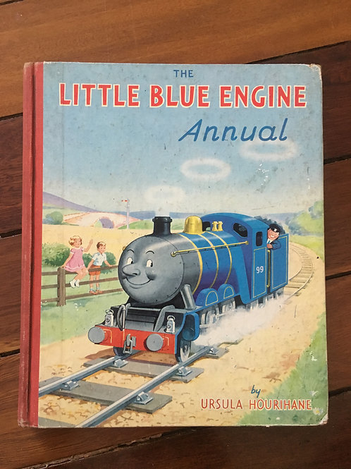 The Little Blue Engine Annual by Ursula Hourihane