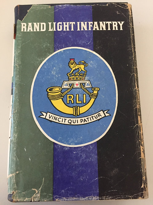 Rand Light Infantry by Major Simpkins
