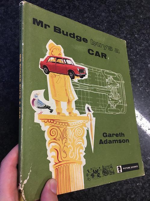 Mr Budge buys a Car by Gareth Adamson