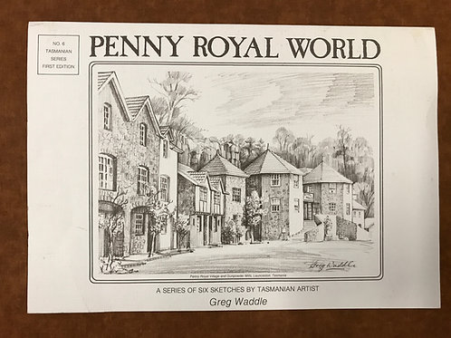 Penny Royal World by Greg Waddle