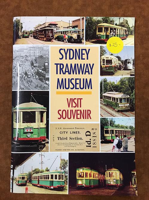 Sydney Tramway Museum, Visit Souvenir