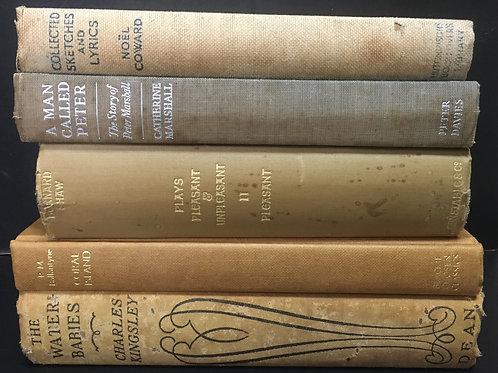 Decorative Books - Brown