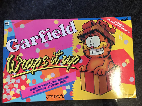 Garfield Wraps it Up