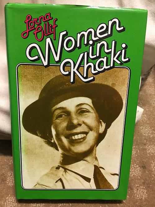 Women in Khaki by Lorna Ollif