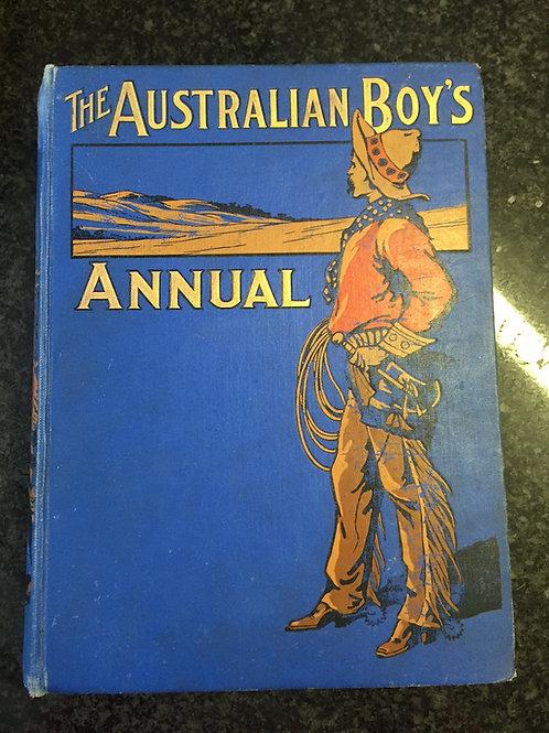 Australian Boys Annual