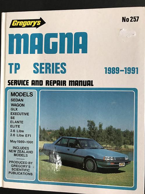 Magna Tp Series Service and Repair Manual