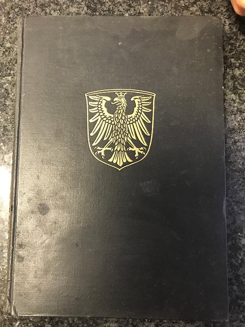Frankfurt Am Main by Adolf Feulner