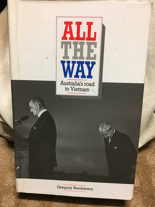 All the Way by Gregory Pemberton